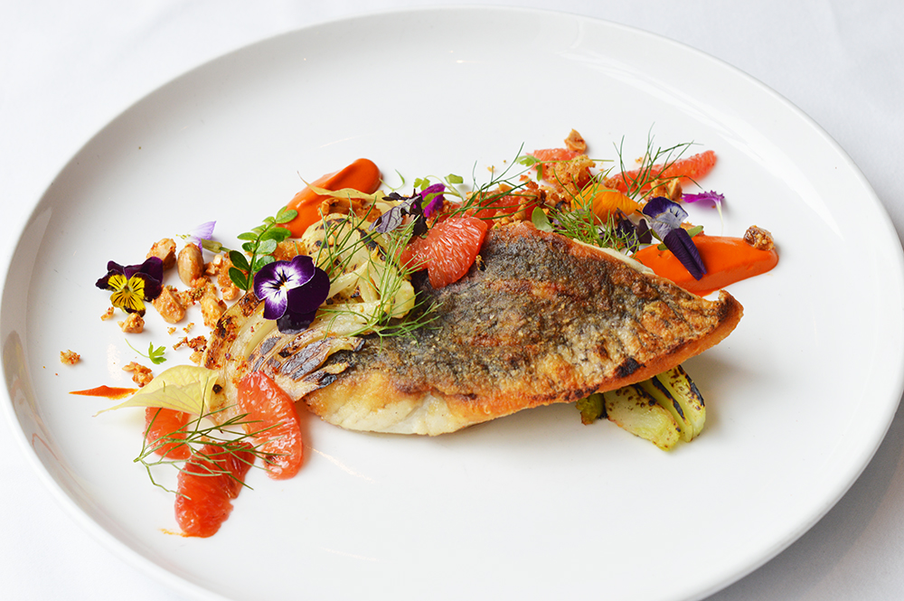 Oval Room Rockfish